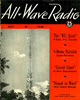<center><h2>All Wave Radio</h2><hr>1930's <hr> Short Wave Radio<hr>International stations<BR>Receivers<BR>DX and Listening