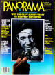 "<center><h2>Panorama TV<br></h2><hr><h3>1981 - 1982 </h3><hR>In depth consumer <br>TV magazine <BR>""Think Pieces"" and analysis<BR>of TV programming</center><br>"
