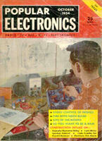 POPULAR ELECTRONICS: Consumer Electronics and Experimenter