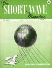 Short Wave Magazine